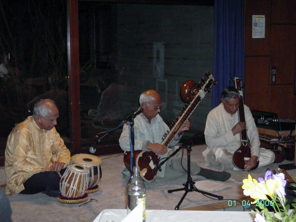 Music Program Waldenbuch 2006