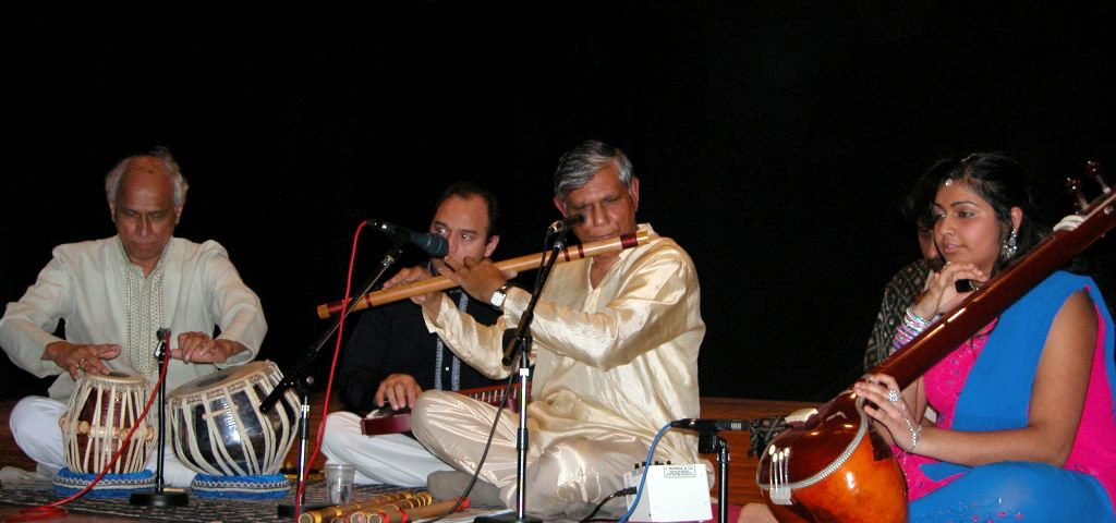 Music performance, Lindenbachhalle Stuttgart 2007