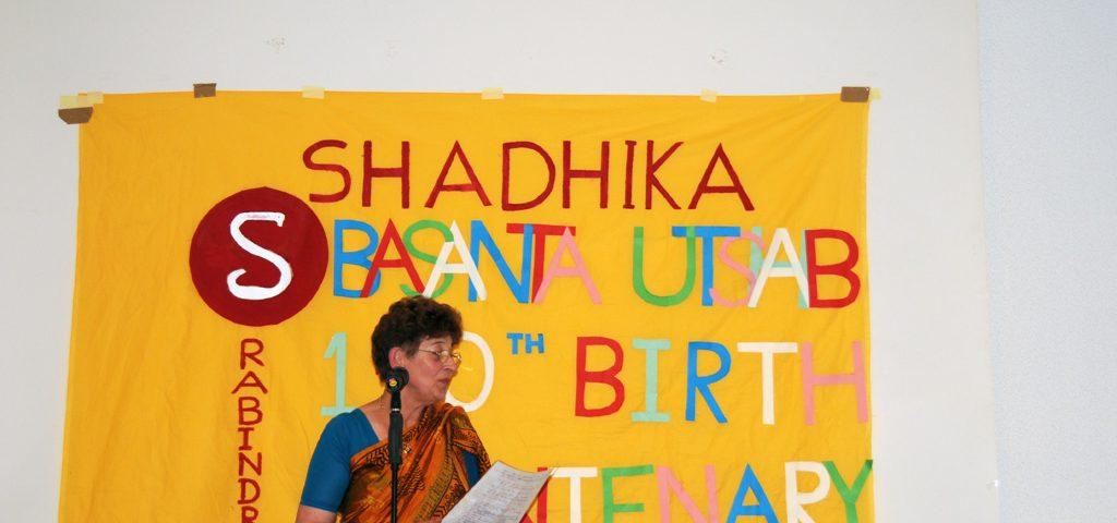 Tagore Anniversary and Kathak Dance Performance, Bischof Moser Haus Stuttgart 2011
