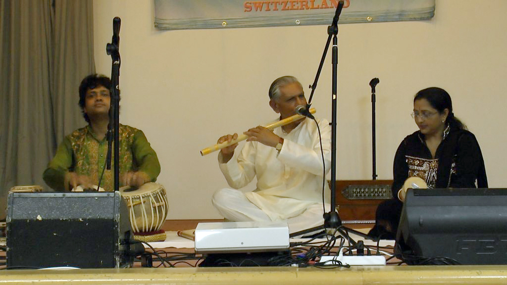 Performance in Swiss Bangla Comunity, Switzerland 2014