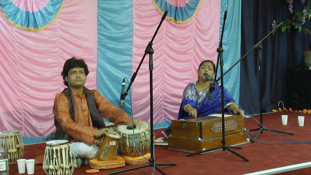 Diwali Festival at Basel Switzerland 2014