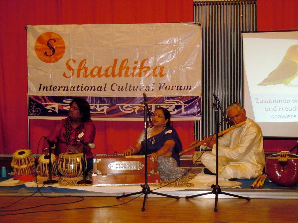Rabindra Anniversary Stuttgart 2015