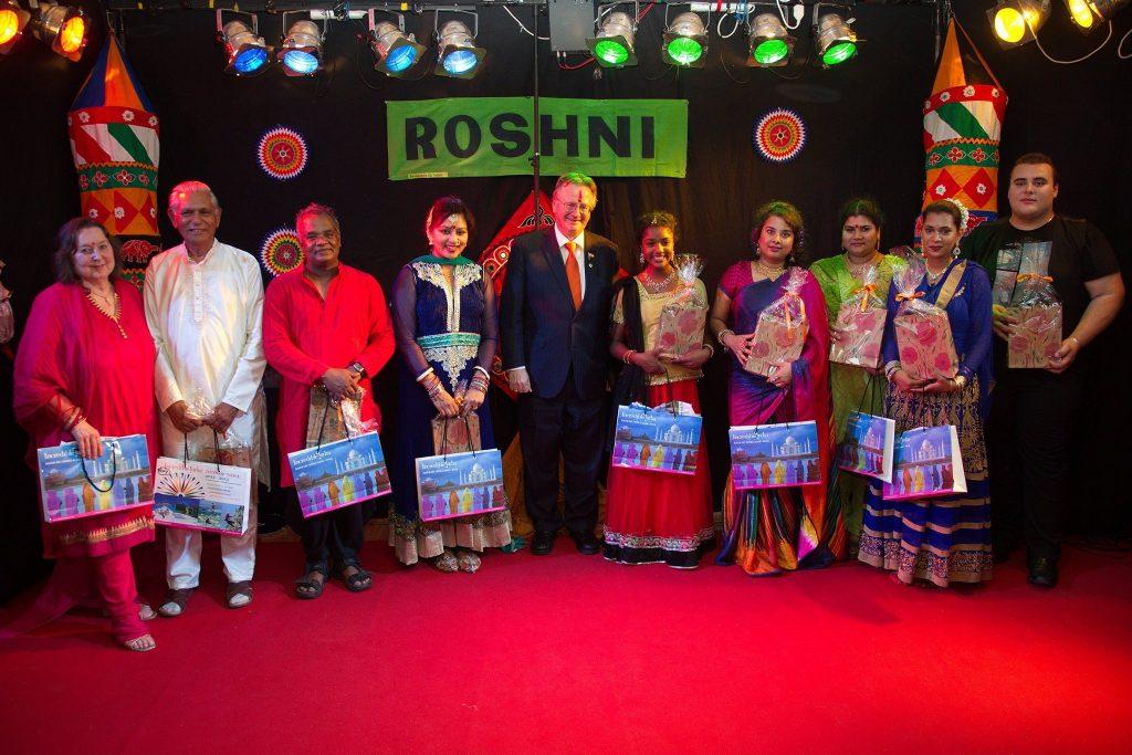 Roshni Blind School Help Center Stuttgart 2015