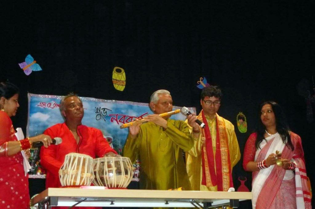 Bengali New Year Stuttgart-Bad Cannstatt 2016