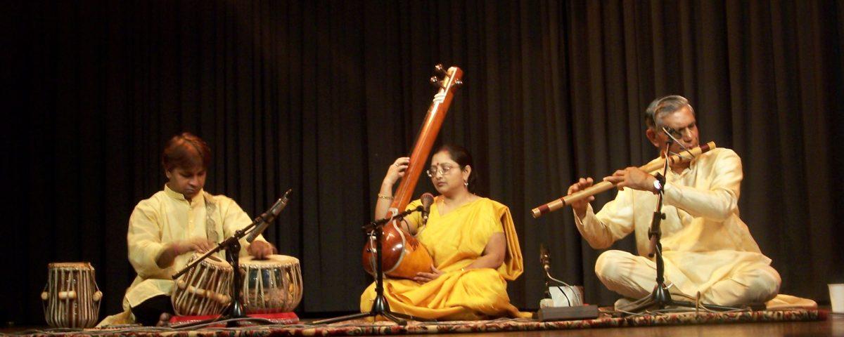 Concert, Indian Embasy Berlin 2006