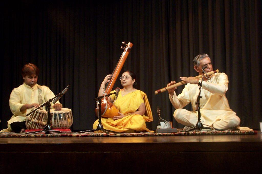 Concert Indian Embassy Berlin 2006
