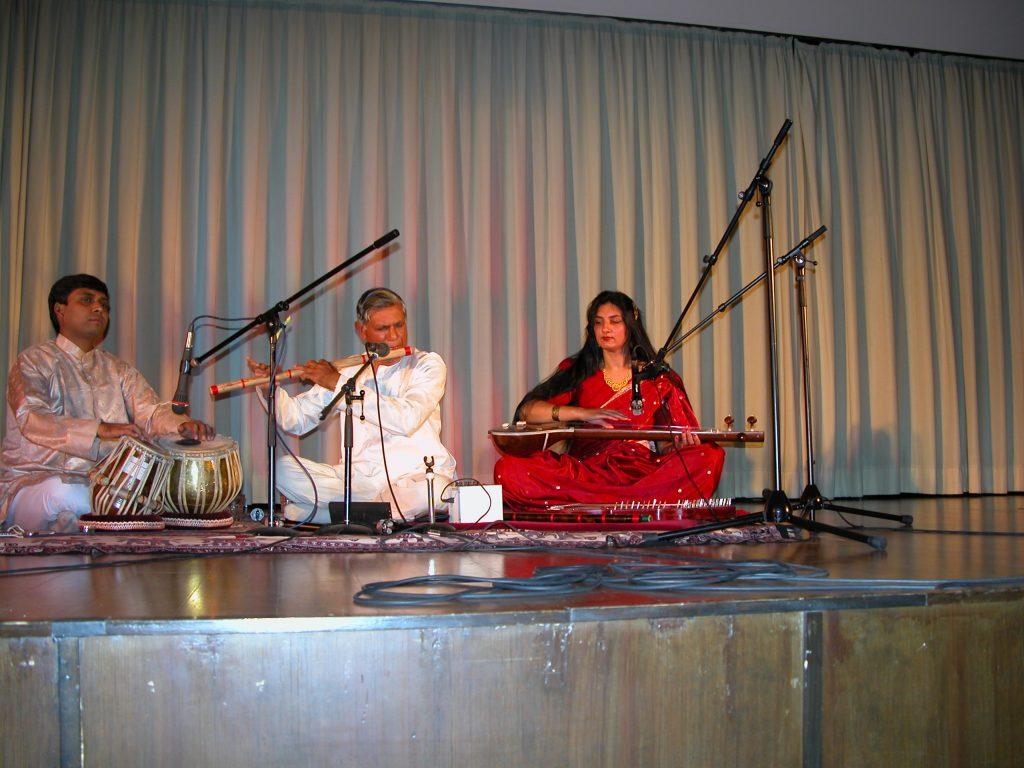Music Performance, Dahlem Museum Berlin 2003