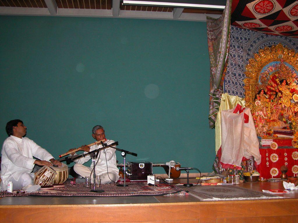Durga Puja Celebration, Stuttgart 2003