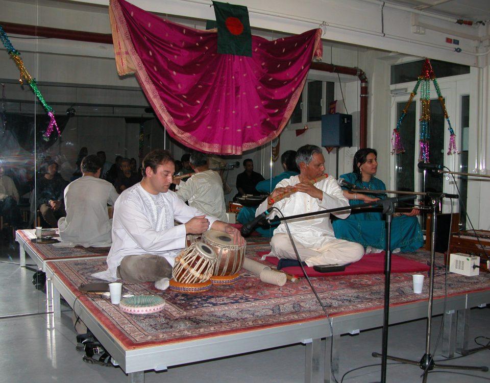 Bengali New Year Festival, Eine Welt Haus, Munich 2004