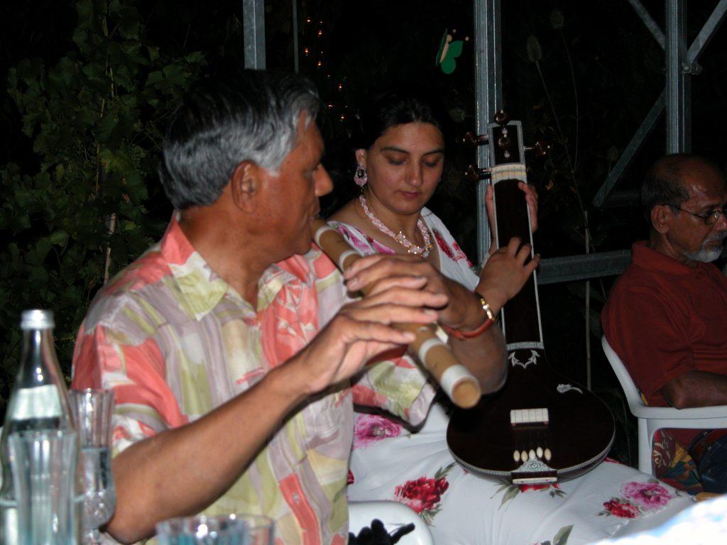 Birthday Party, Leonberg 2004