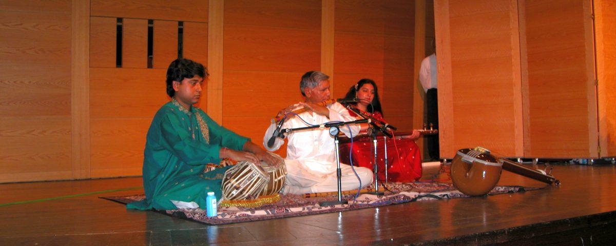 Music Performance, Gasteig at Munich 2005