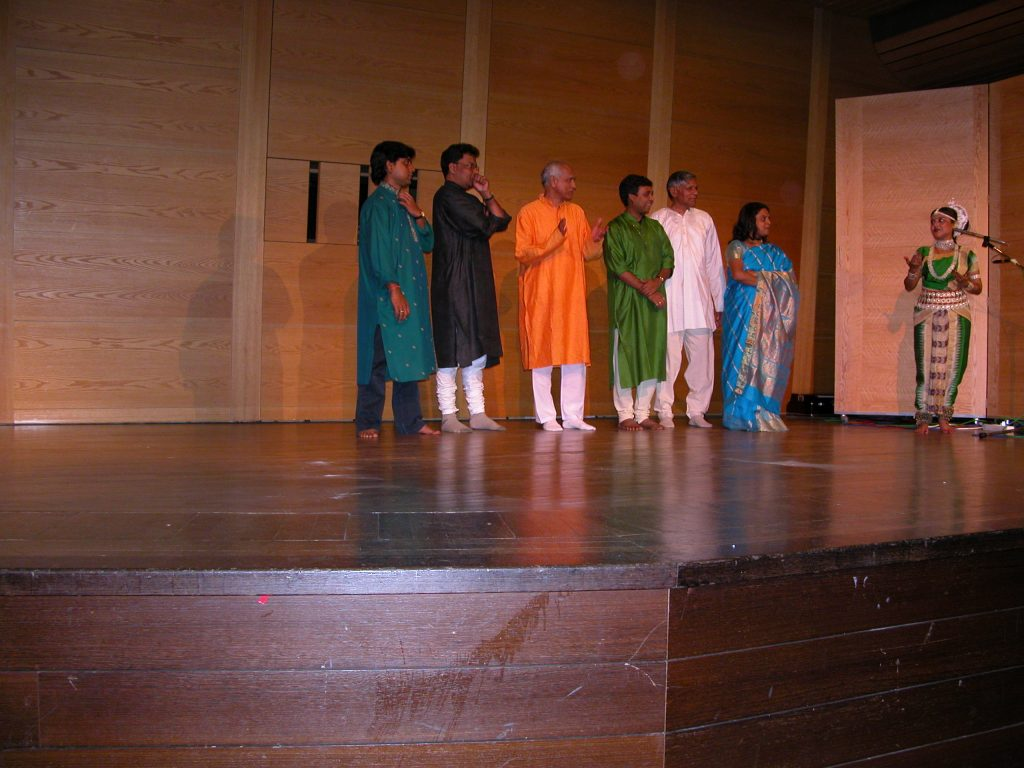 Music Performance, Gasteig Munich 2005