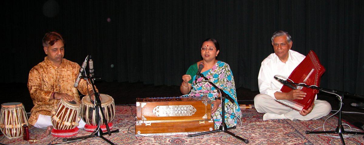 Performance, Indian Embassy Berlin 2006