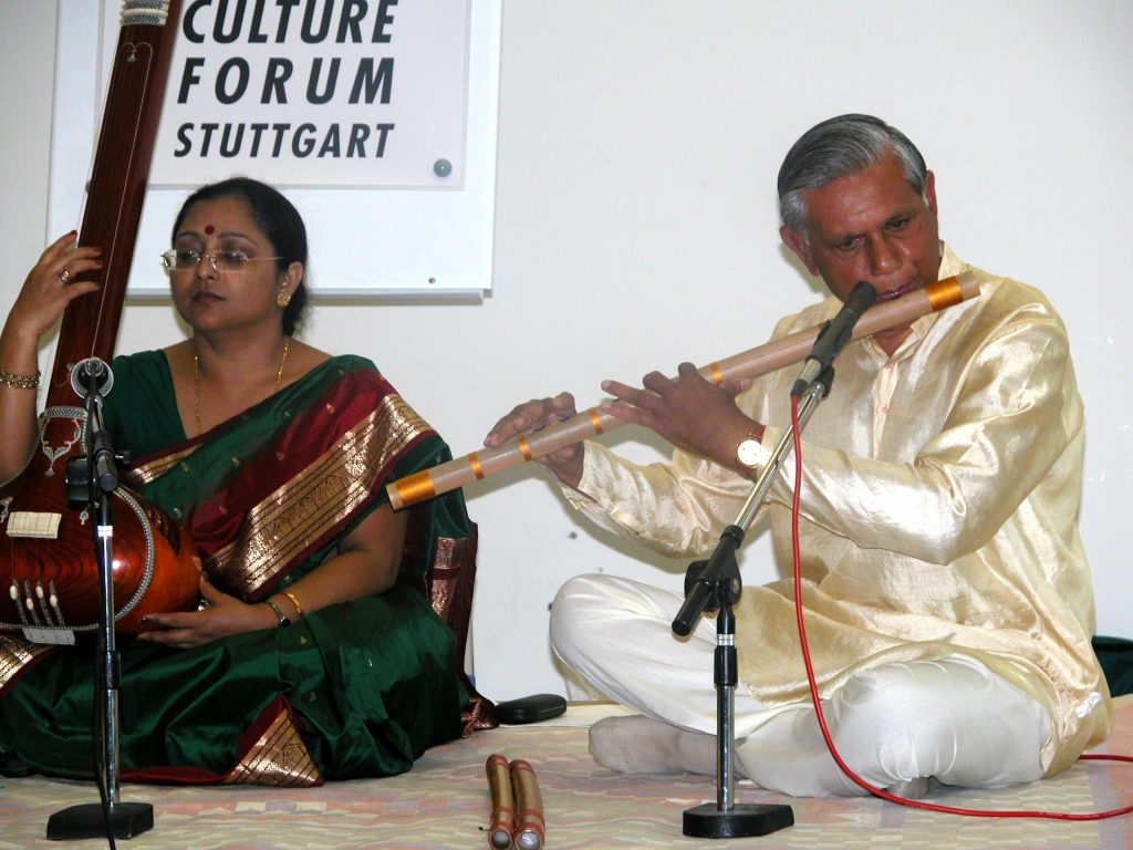 Music Performance, India Culture Forum Stuttgart 2006