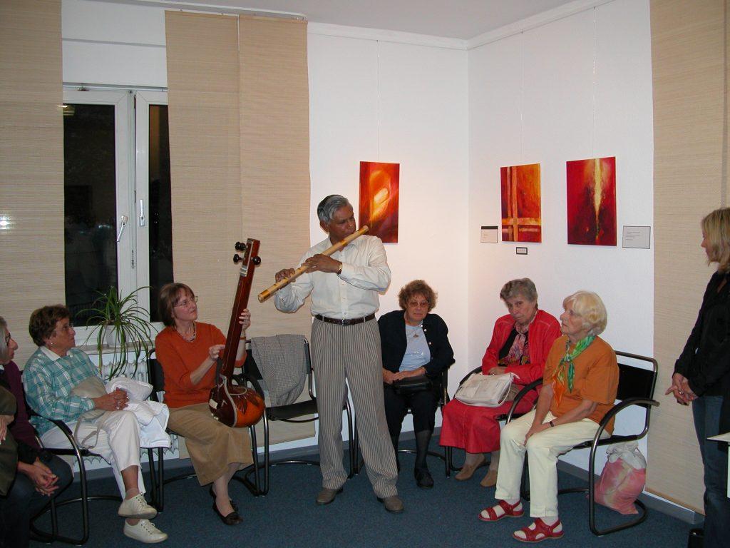 Vernissage – Picture Exhibition Waiblingen 2006