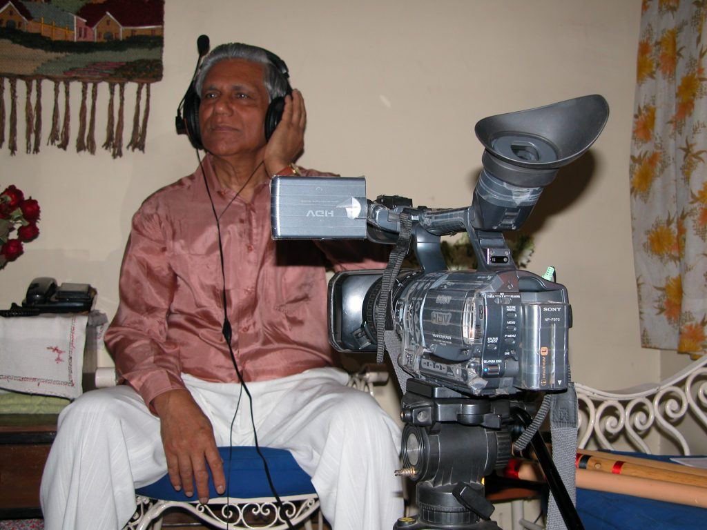 Interview Kolkata TV, 24 Ghanta 2007