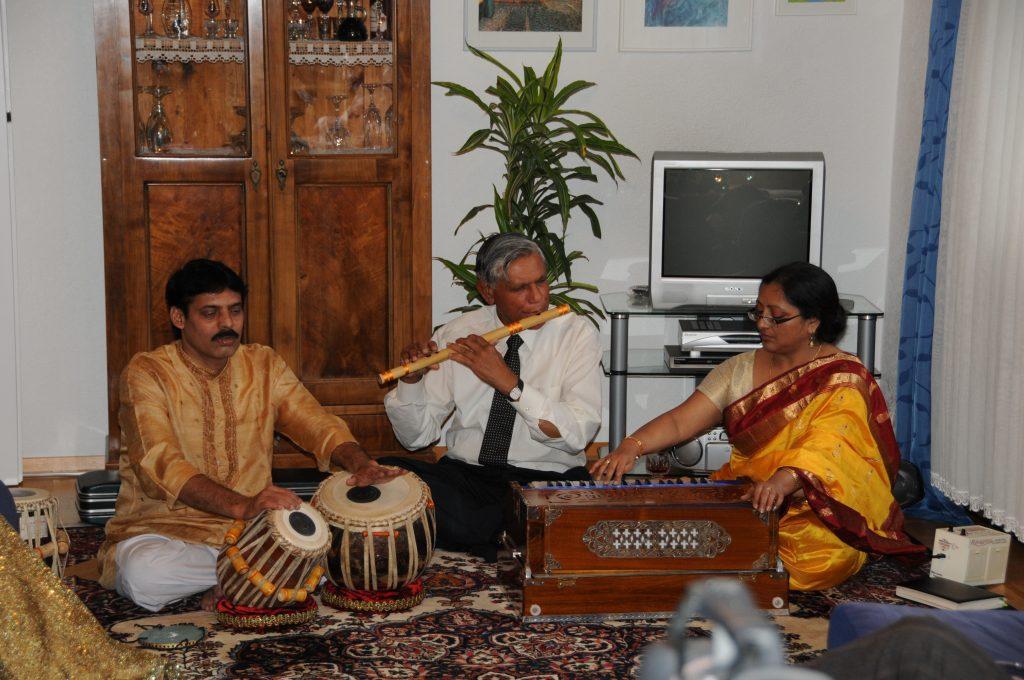 50 Years Marriage Ceremony, Rutesheim 2009