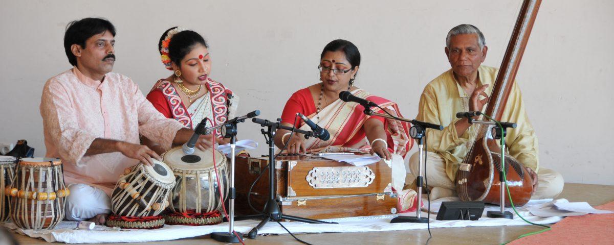 Tagore Basanta Utsab, Indian Culture Forum Stuttgat 2009