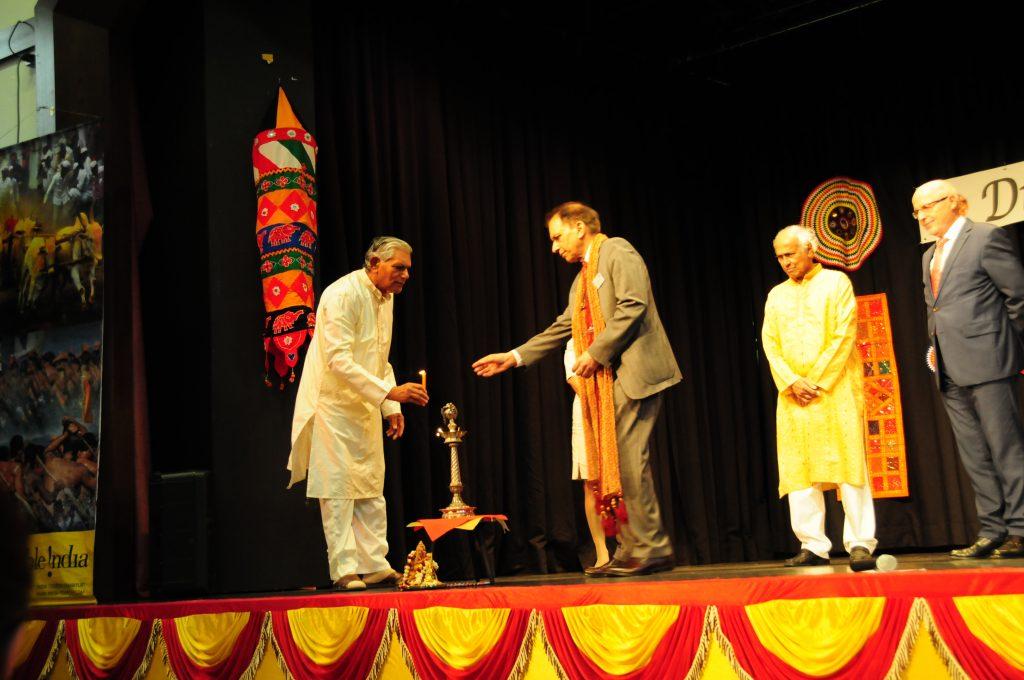 Diwali Festival Deutsch-Indische Gesellschaft e.V. (DIG) Stuttgart 2014
