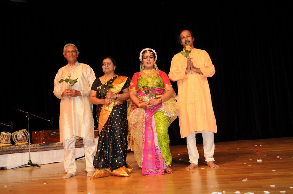 Tagore Basanta Utsab, Deutsch-Indische Gesellschaft e.V. (DIG) Freiburg 2011