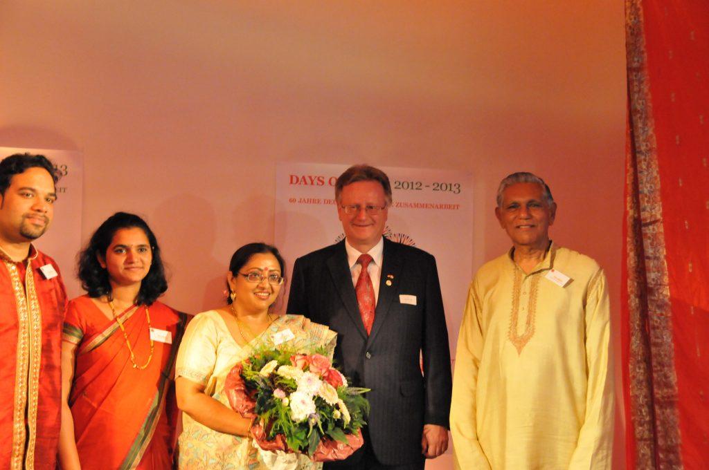 India Germany Connective Minds Lapp Group Stuttgart 2012