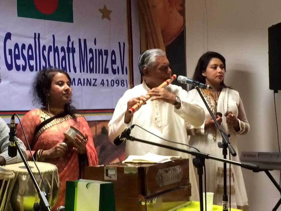 Deutsch-Bengalische Gesellschaft Mainz e.V. 2015
