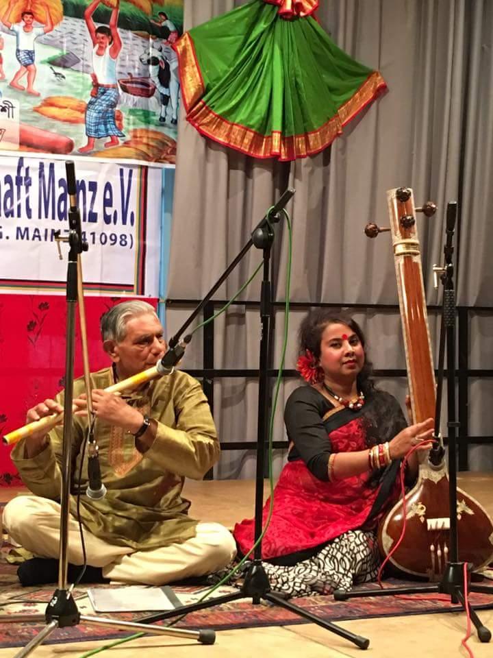 Bangabandhu Foundation Day by Deutsch Bengalische Gesellschaft e.V. Mainz 2016