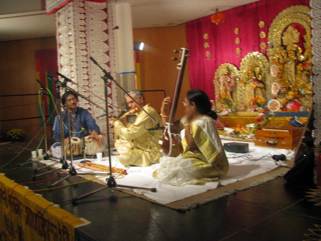 Durga Puja Celebration, Frankfurt 2008