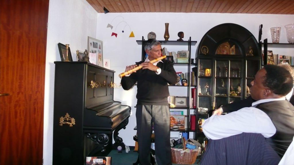 Birthday Celebration, Leonberg 2006