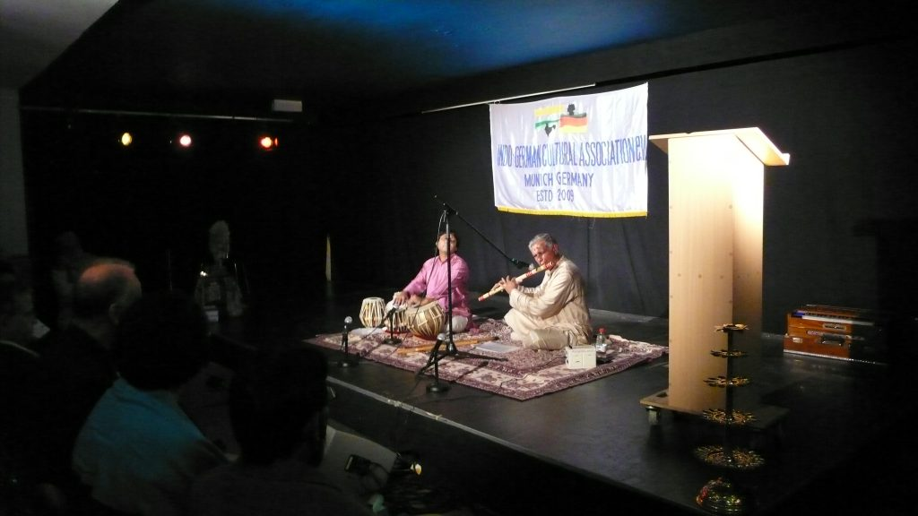 Diwali Featival, Indo-German Cultural Association e.V. Munich 2009