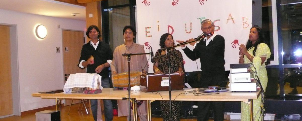 Eid-Utsab, Bad Canstatt Stuttgart, 2009