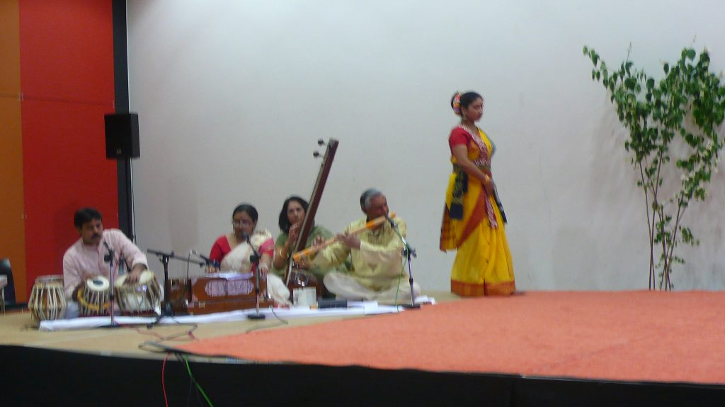 Tagore Prem O Prakriti, India Culture Forum Stuttgat 2009