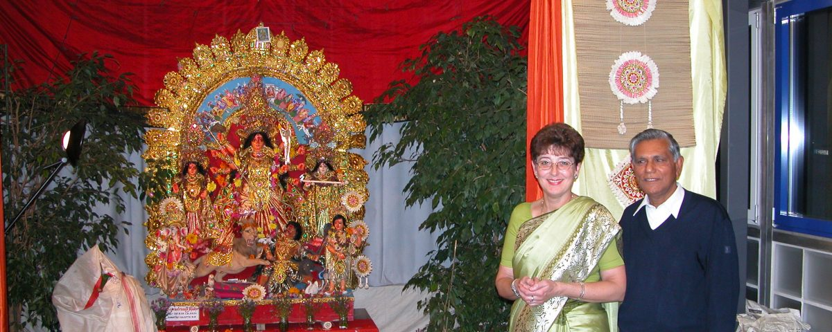 Durga Puja Celebration, Stuttgart 2002