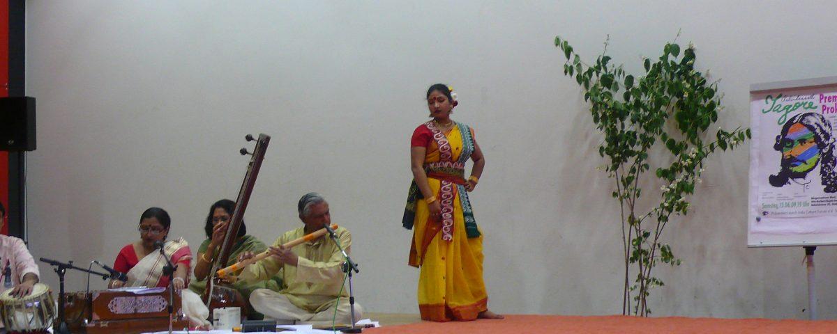 Tagore Basanta Utsab, Indian Cultural Forum Stuttgart 2009