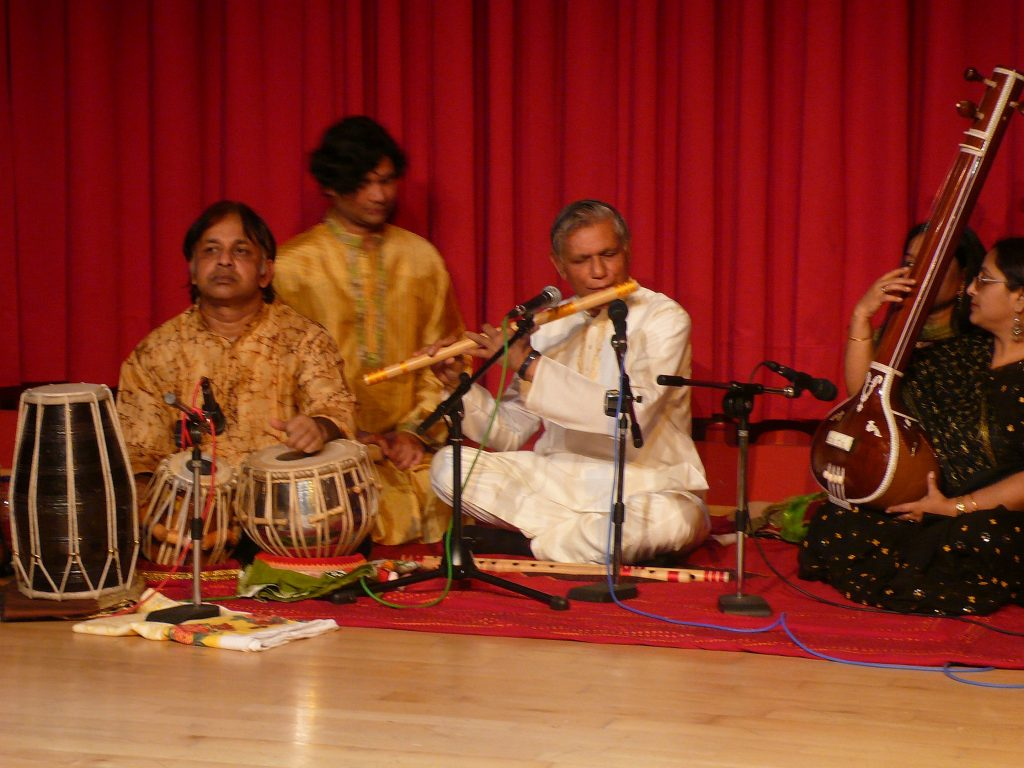 Bengali Cultural Performance at Schwäbisch Hall 2010