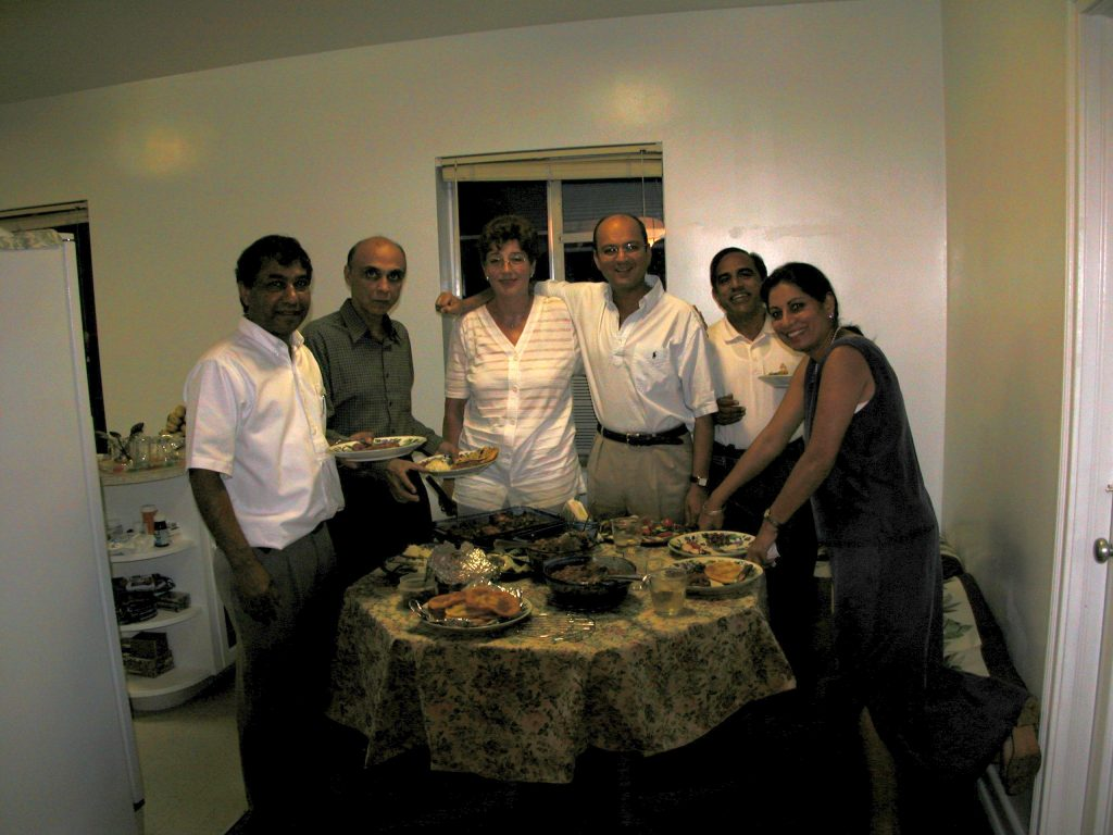 Home-Concert at Shri Krishan's Residence Florida USA 2003