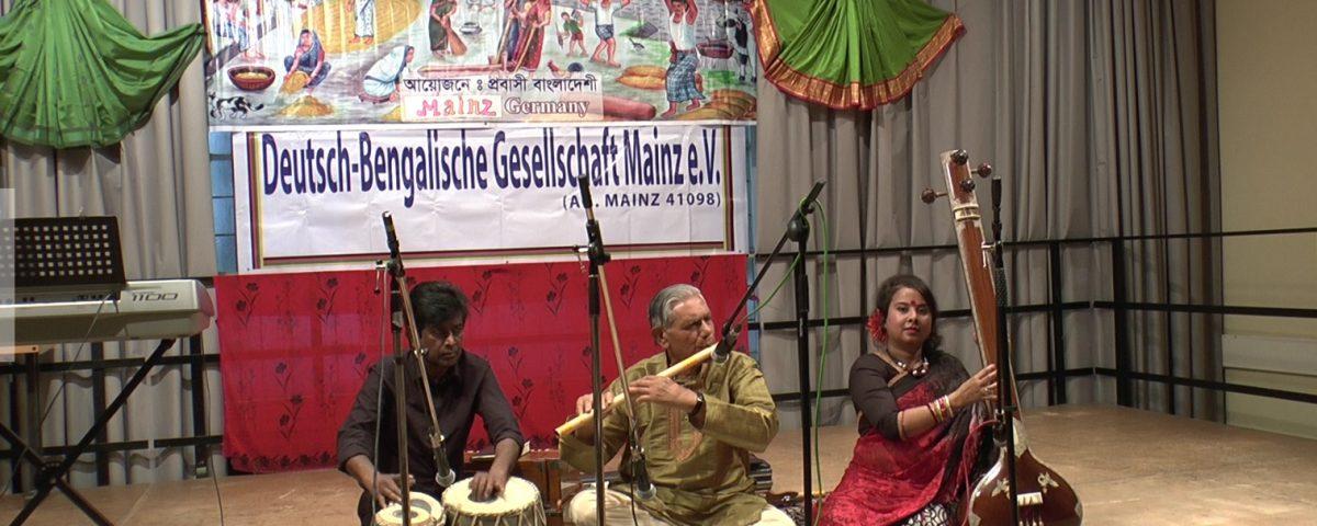Boishakhi Uthsob by Deutsch-Bengalische Gesellschaft e.V. Mainz 2016
