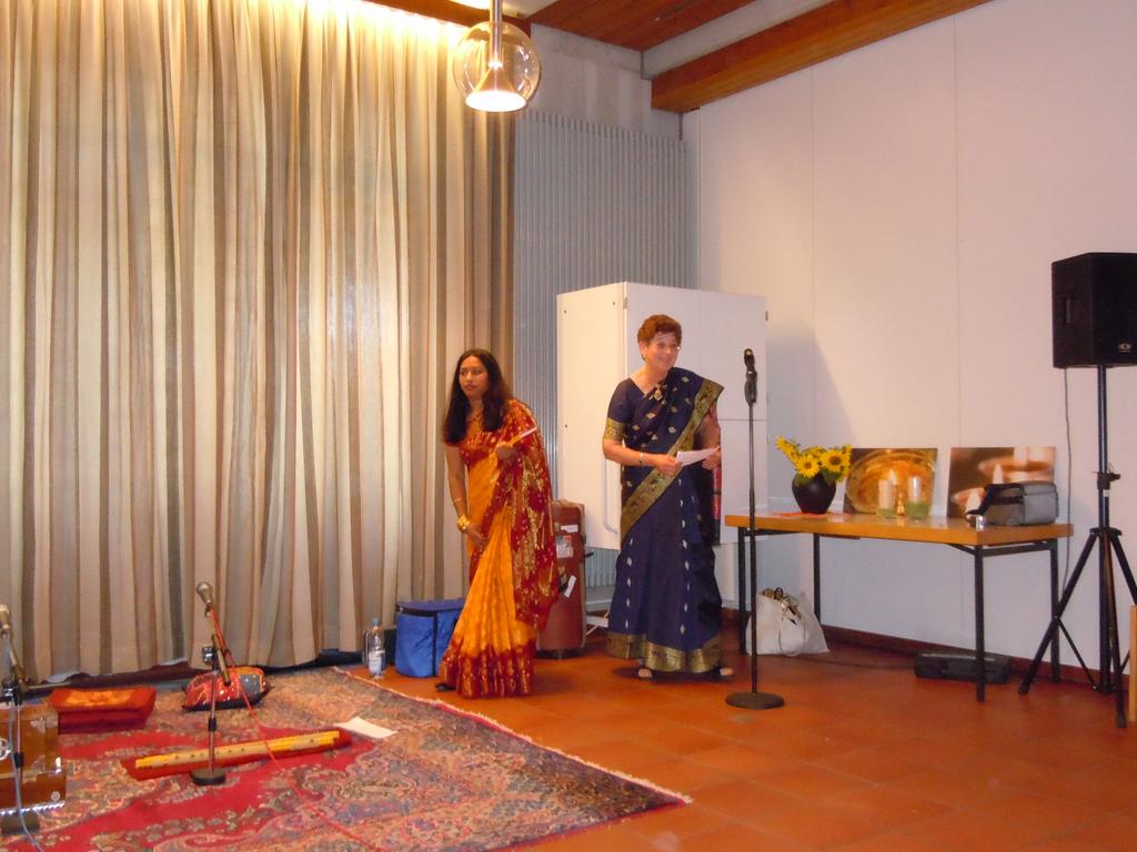 Bengali Music and Dance Performance Leinfelden 2010