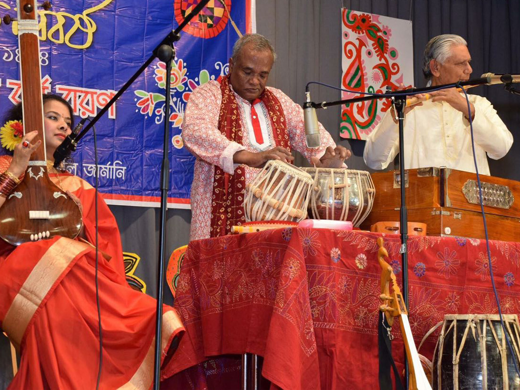 Bengali New Year Celebration Karlsruhe 2017