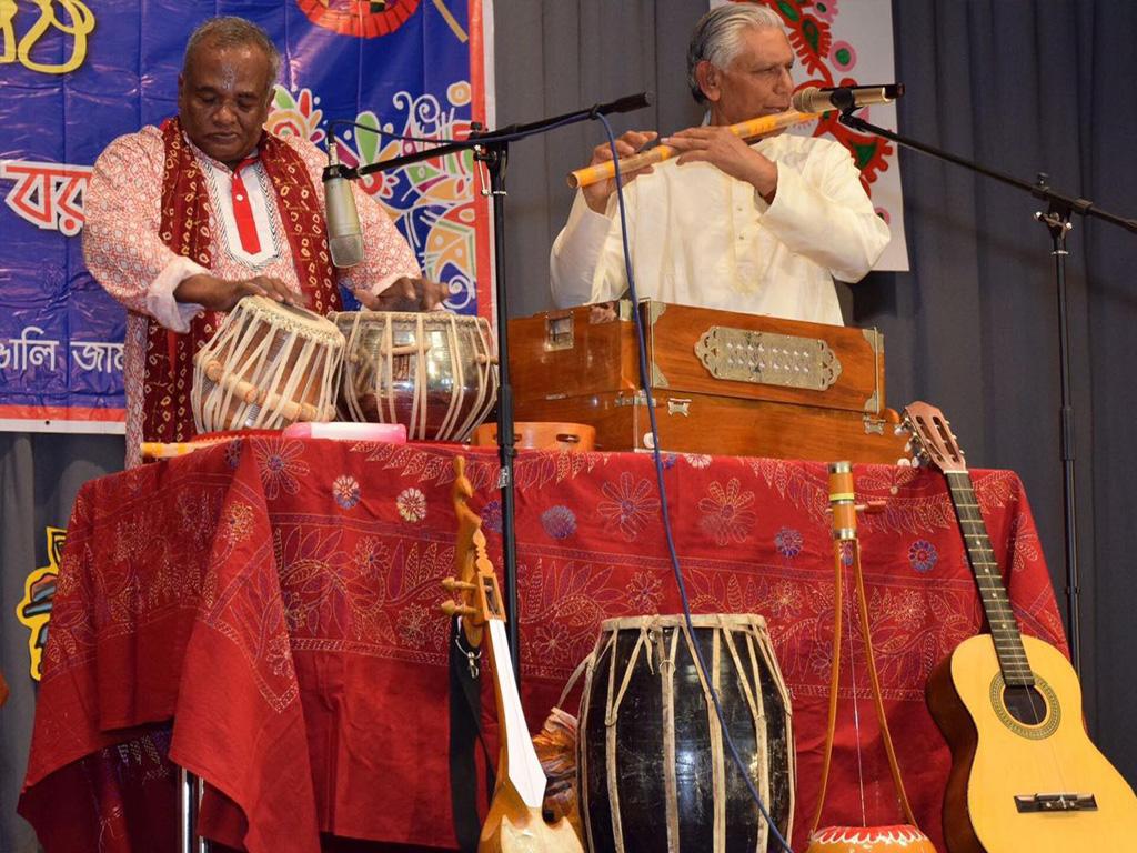 Bengali New Year Celebration Karlsruhe 2017