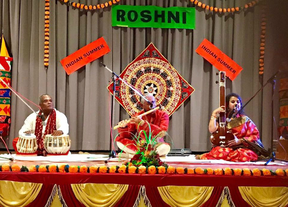 Indian Summer & Benefiz Concert for Roshni Blind School Help Center Stuttgart 2017, Organized by Deutsch-Indische Gesellschaft Stuttgart e.V.