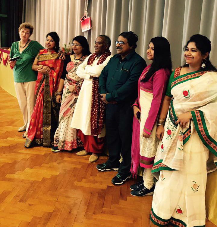 Indian Summer & Benefit Concert for Roshni Blind School Help Center Stuttgart 2017, Organized by Deutsch-Indische Gesellschaft Stuttgart e.V.