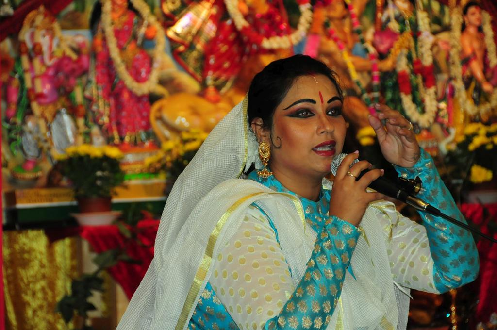 Durga Puja Zurich Switzerland 2014