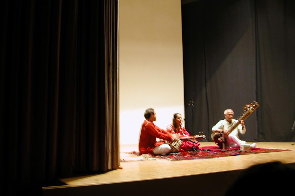 Indian Day Celebration, Voelkerkunde Museum, Munich 2005